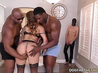 gros téton, bite, fétiche, hardcore, interracial, vieux, star du porno, neige, trio