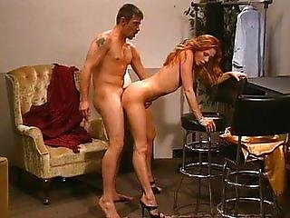 Lady of the house fucked passionate