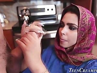 Cfnm Arab Teen Fucked