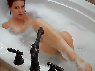 Mommy Taking A Bath