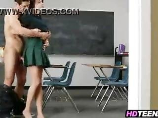 Teacher Fucking Her Student In Classroom - Hard Fucking Bitch