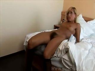 Blonde, Cleaner, Fucking, Hairy