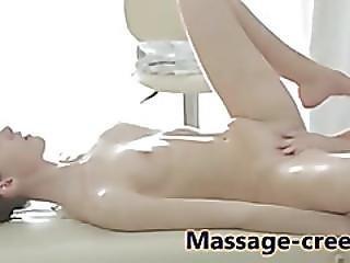 Massage-creep Hd Massage And Anal