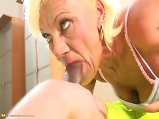 Paulene Aged Milf In A Hot And Crazy Action