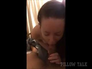 Submissive Ex-girlfriend Sucks My Cock