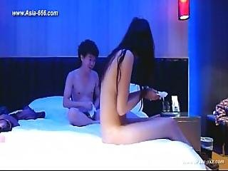 Young Chinese Lover Homemade