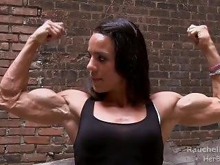 She Gets Her Guns Out