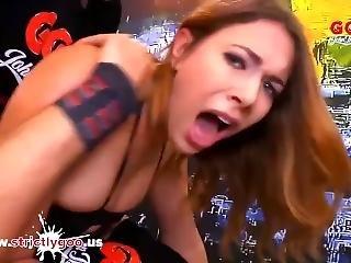 Beautiful Ani Black Fox Best Of - German Goo Girls