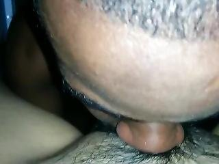 Eating Mexican Pussy