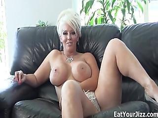 Jolene Makes You Eat Your Cum