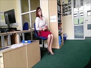 Teacher S Gorgeous Legs