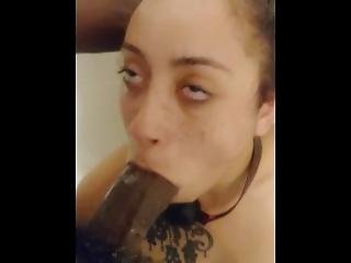 Daddie Said Wash Your Mouth Out With Soap (special Requested Teabagging)