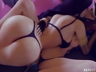 Niesamowite filmy porno z kreskówkami