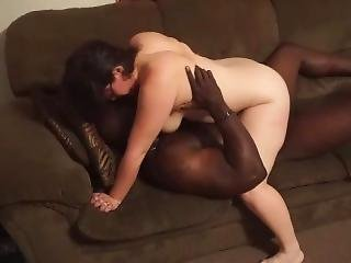 White Wife Met A Black Guy Online And Wanted To Fuck Him