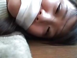 Asian Girl Bound And Gagged