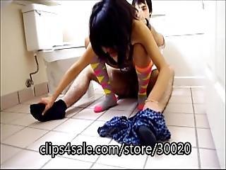 anaali, aasialainen, perse, kylpyhuone, sidonta, sperma, likainen, jalat, fetissi, jalka, jalkapano, pakotettu, pano, japanilainen, latino, sukat, pitkät sukat