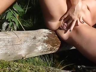 Squirt Outdoor Closeup