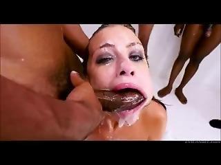 Adriana Chechik In Hypno Edit - Choking On Multiple Cocks Ir