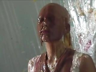 Chantelle, First Time Messy - Raw Video