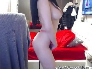 aziatisch, chick, oppas, casting, handjob, koreaans, masturbatie, porno ster, solo, Tiener