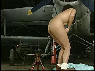 Mature Airplane Garage Toying?s=5