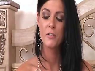 Spoiled Wife Fucks The Cable Guy