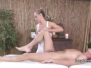 Dude Massaged And Fucked Until Cum