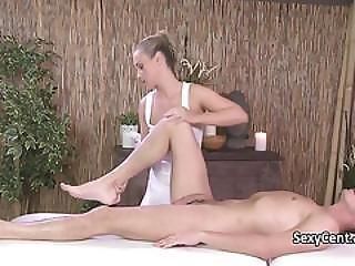 Dude Massaged And Fucked Until Cum
