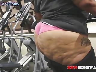 Geisha Grimm Workout