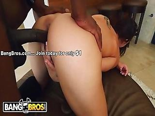 Bangbros - Isiah Maxwell S Big Black Dick For Pornstar Aidra Fox