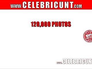 Beautiful Brunette Babe Alicia Vikander Fully Naked Celeb