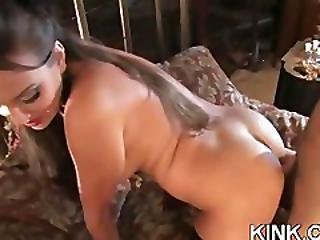Intense Sexy And Scary Scene