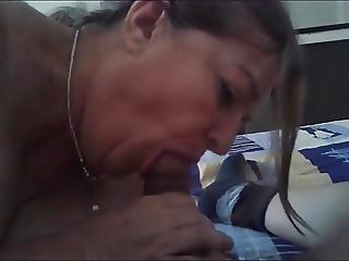 Amiga Madura Mamadora