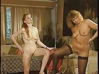 Hardcore, Lesbian, Masturbation, Model, Sex, Table Fuck, Toys, Vegetable, Vintage
