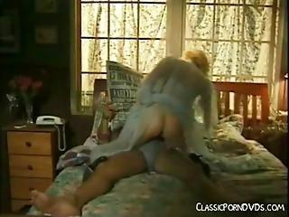 Classic Trashy Blonde Fuck Babe