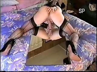 anal, spegel