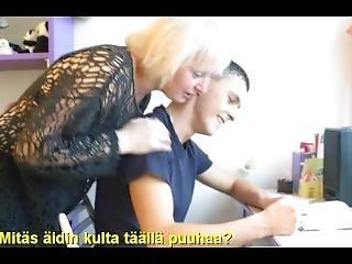 Slideshow With Finnish Captions: Yulia 1