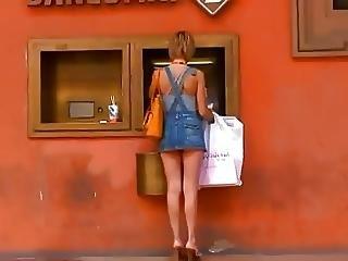 Wow Upskirt