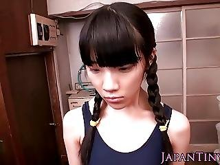 Bukkake, Japanese, Squirt, Teen, Tiny