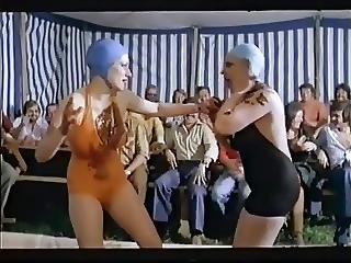 Catfight, Lesbian