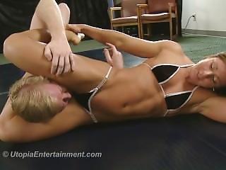 More Dejager - Mixed Wrestling