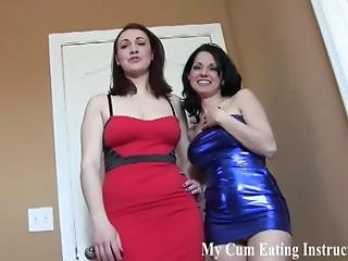Eat Your Cum You Naughty Boy Cei
