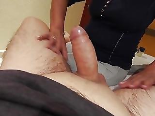 Sperma, Sburrata, Sega, Massaggio, Masturbazione, Milf