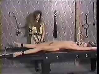 Vintage Naked Tickle Torture