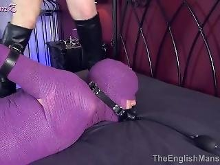 Mistress Sidonia Bound Her Pet  So Tightly