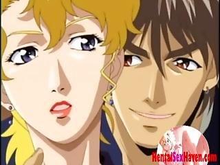 anime, bonita, blowjob, dibujos animados, animadora, entrenador, hentai, milf, vieja, vieja joven, sexy, hermana, Adolescente, toon, joven