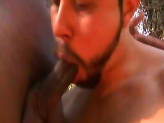 Long Hair Hunky Fuck Gay Outdoor