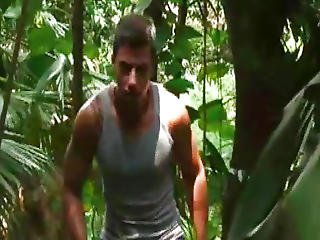 Large Penis Brazilian Jungle Fuck Three-some