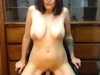 Jessica I Love Riding This Dildo On Cam Please Commment