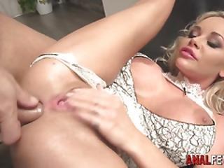 anal, rompe, blond, blowjob, europeisk, facial, håndjobb, onanering, sex